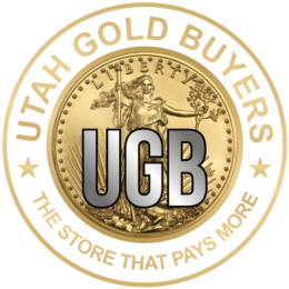Utah Gold Buyers logo